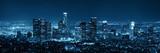 Fototapety Los Angeles at night