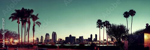 obraz PCV San Diego morning