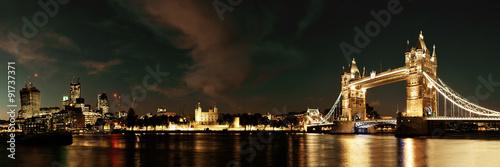 fototapeta na ścianę Tower Bridge London