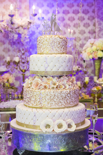 Fototapeta Wedding Cake