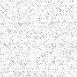 Fototapety Seamless Vector Scrapbook Round Random Dots Halftone Background