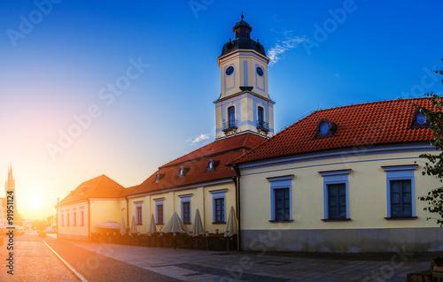 Fototapety, obrazy : Podlachia Museum in Bialystok