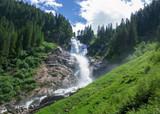 Fototapety Krimmler Wasserfälle