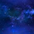 starry night sky, space