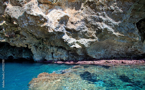 Papiers peints Cathedral Cove Grotte di Leuca, Puglia, Italy