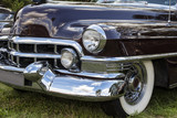 Emmering, Germany, 19 September 2015: Cadillac Fleetwood vintage