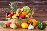 Fototapety Obst und Gemüse