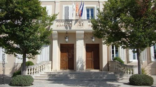 Ramatuelle - Hotel de Ville - ratusz