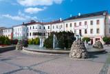 Fountain SNP Square - Banska Bystrica, Slovakia