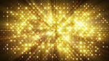 flash lights disco wall abstract background - 92393138
