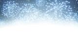 slavnostní vánoční ohňostroj pozadí