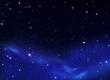 Night Sky, Milky Way, Galaxy background
