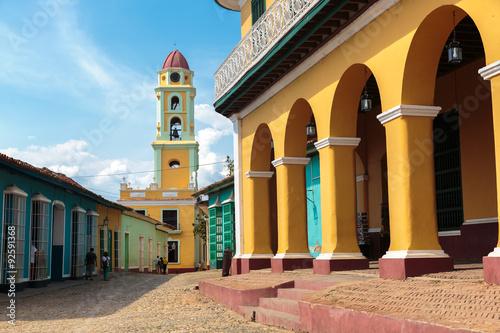 Trinidad, Cuba Poster
