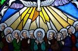 Fototapety Zesłanie Ducha Świętego