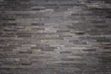 Fototapety Black slate wall texture and background