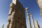 Ancient Persepolis Gate - 92650114