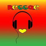 Любовь к музыке регги