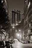Fototapety Manhattan Bridge
