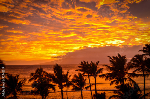 mata magnetyczna Lanai Sunset