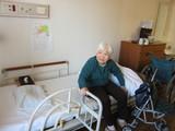曾祖母 祖母 白髪の女性