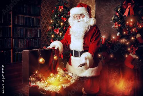 Fototapeta Santa Claus