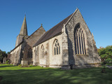 St Mary Magdalene church in Tanworth in Arden poster