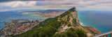 Amazing Vista from the top of the Rock of Gibraltar - 92793994
