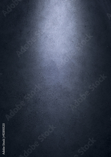 Light on concrete wall background