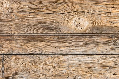 Altes Holz Braun Hölzern Hintergrund Leer