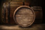 Fototapety background of barrel