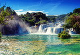 Waterfalls Krka - 92934711