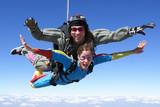 Skydiving Tandem Happy - 92993325