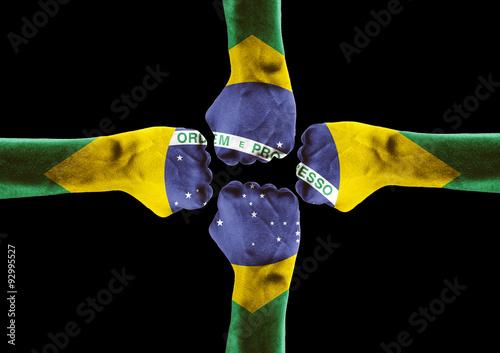 Mobilização Brasileira Poster