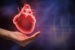 Obrazy na płótnie, fototapety, zdjęcia, fotoobrazy drukowane : Heart care