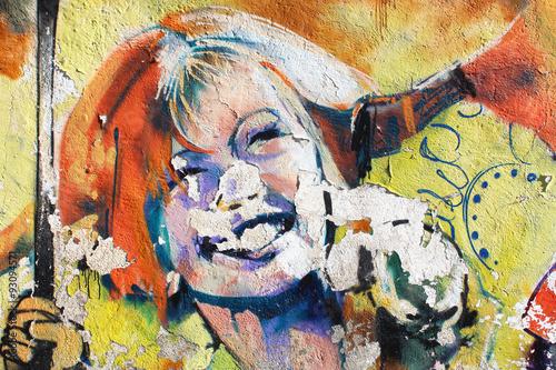 Street art - 93094571