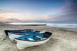 Sunrise on Bournemouth Beach