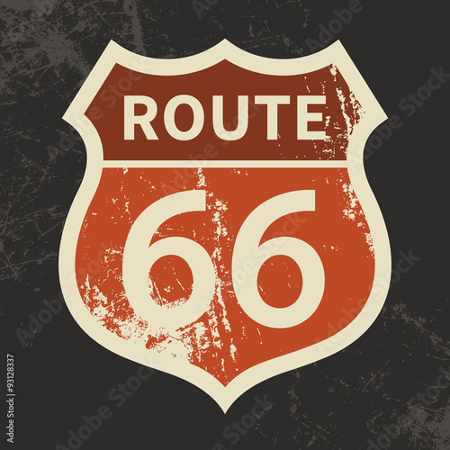 Poster Route 66 001