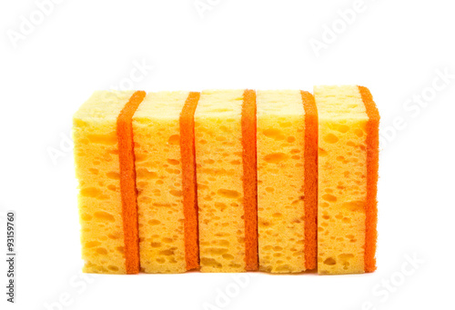 Yellow kitchen sponge stock photo and royalty free images on pic 93159760 - Seven different uses of the kitchen sponge ...