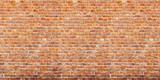 Fototapety Brick Wall Panorama