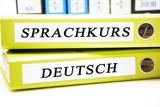 Fototapety Sprachkurs Deutsch