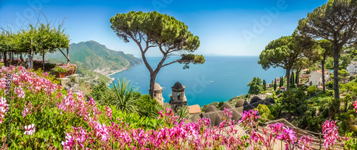 Fototapety, obrazy : Amalfi Coast, Campania, Italy