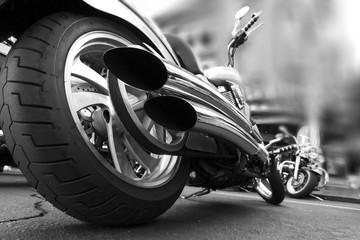Motorcycle © Mariusz Blach