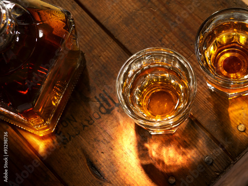 Fotografiet whiskey