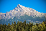 Peak Krivan, Slovakia