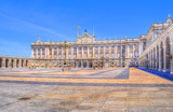 Palacio Real in hdr - Fine Art prints