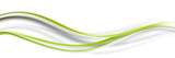Fototapety welle wellen grün Band Streifen Business
