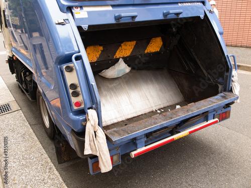 Poster 清掃車
