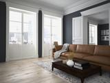 Fototapety wohnzimmer und schlafzimmer in einer altbau wohnung