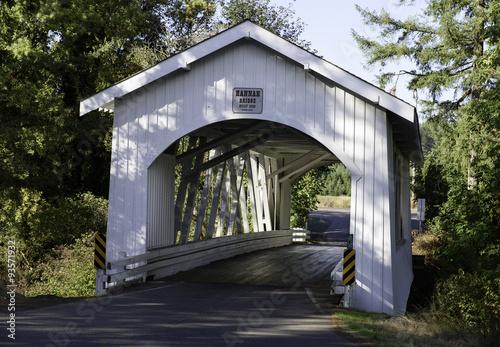 Poster Covered Bridges of Oregon, Linn County