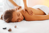 Body care. Spa body massage treatment. - Fine Art prints